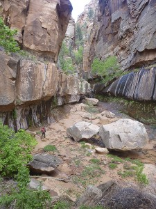 Water Canyon Trail