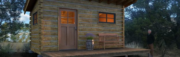 Sauna Renderings